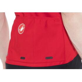 Castelli Gabba 3 Short Sleeve Jersey Men red